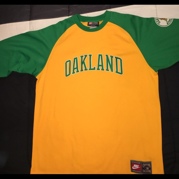 newest 32c34 7d0cb Nike Oakland Athletics Reggie Jackson Jersey